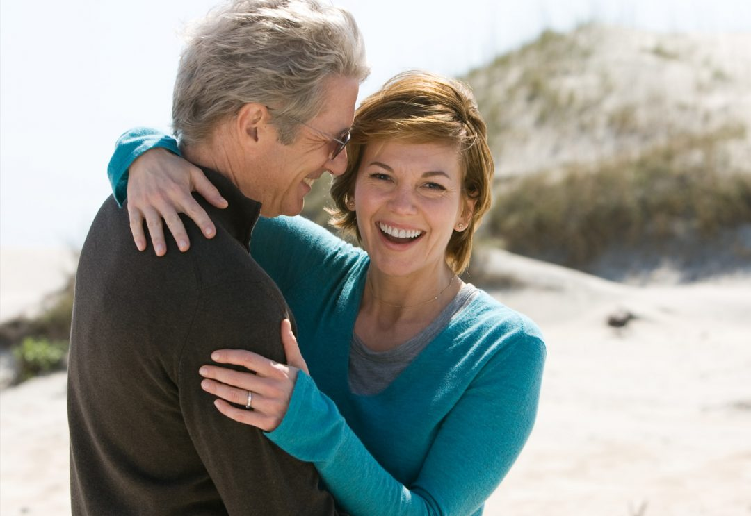 Nights in Rodanthe 2008 Movies based on Nicholas Sparks novels