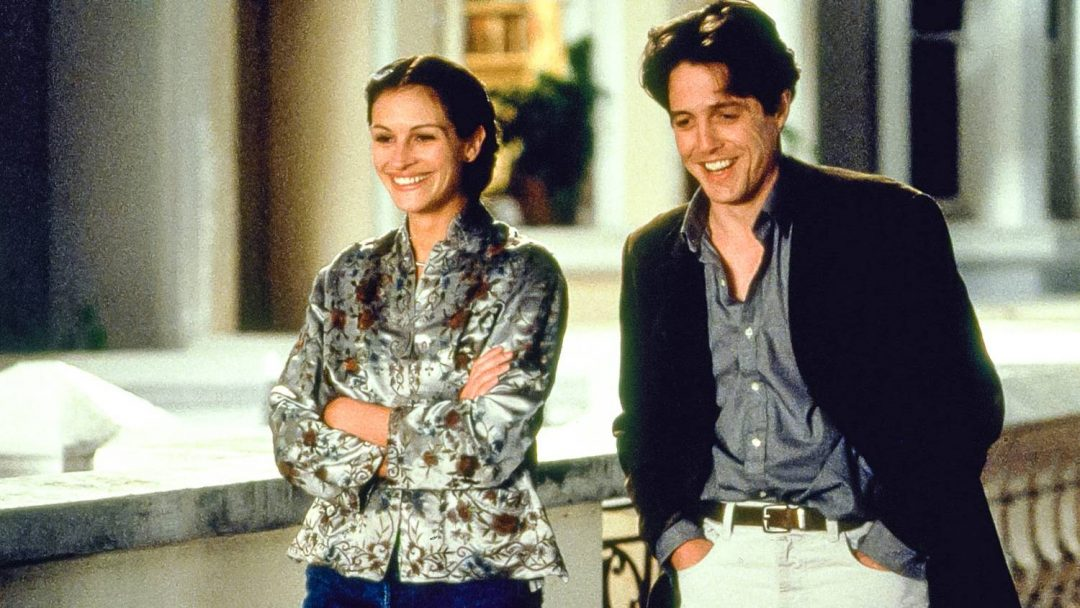 Notting Hill Romantic Movies to Stream