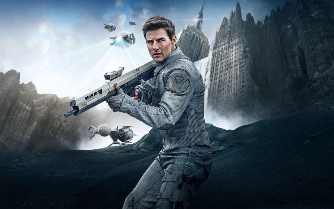 Post-apocalyptic movies Oblivion 2013