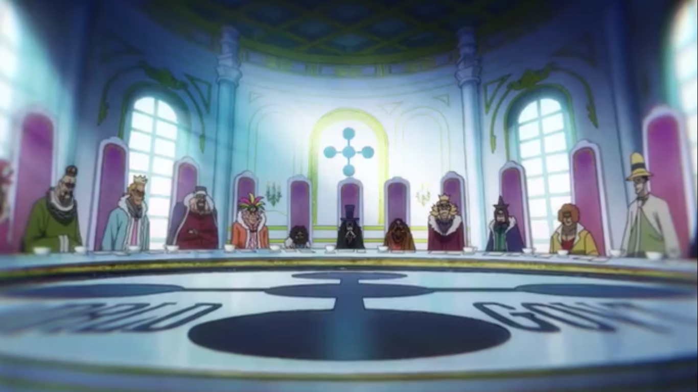 One Piece Episode 957 Reverie