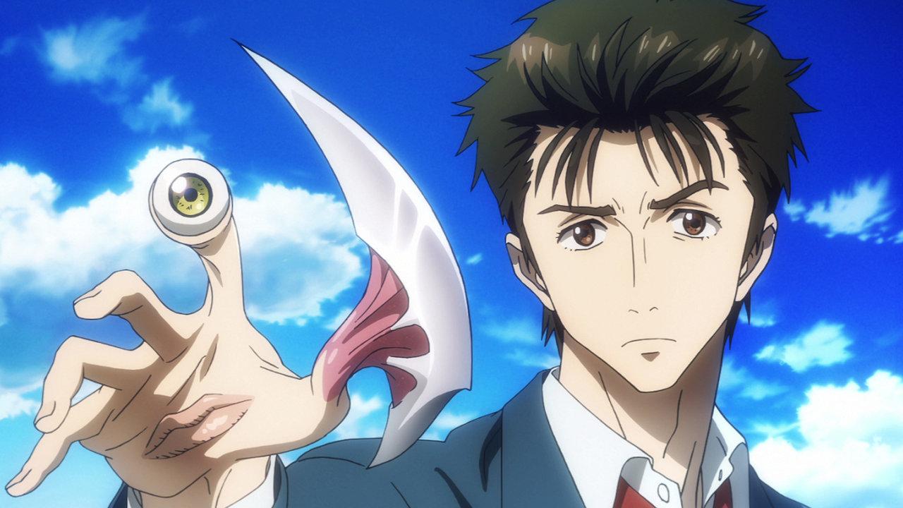 Anime Like Parasyte