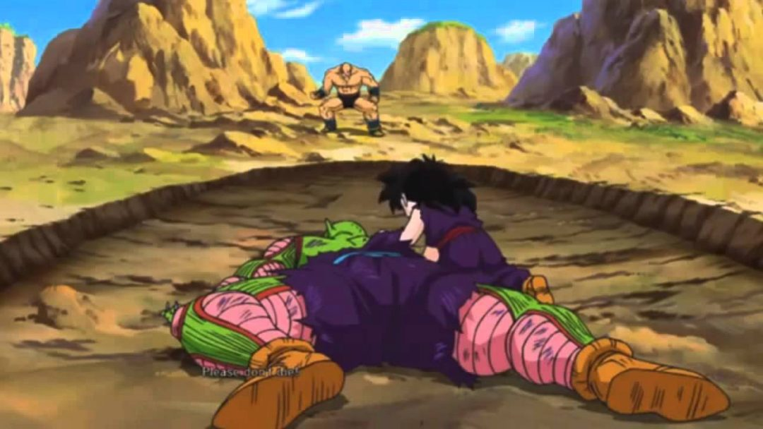 Piccolos Sacrifice Dragon Ball Z Moments