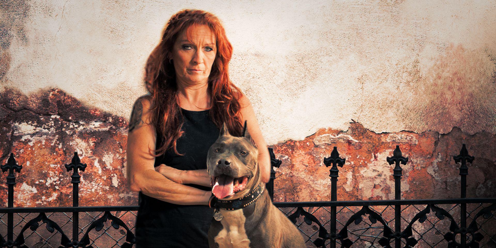 Pit Bulls and Parolees- Tia Maria's love for animals