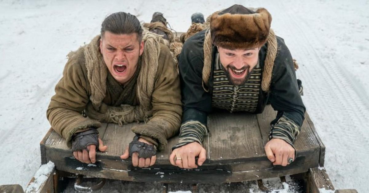 Prince Oleg and Ivar