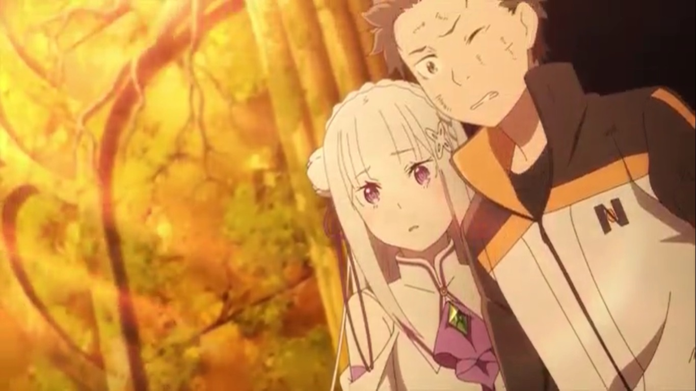 Re Zero Season 2 Episode 40