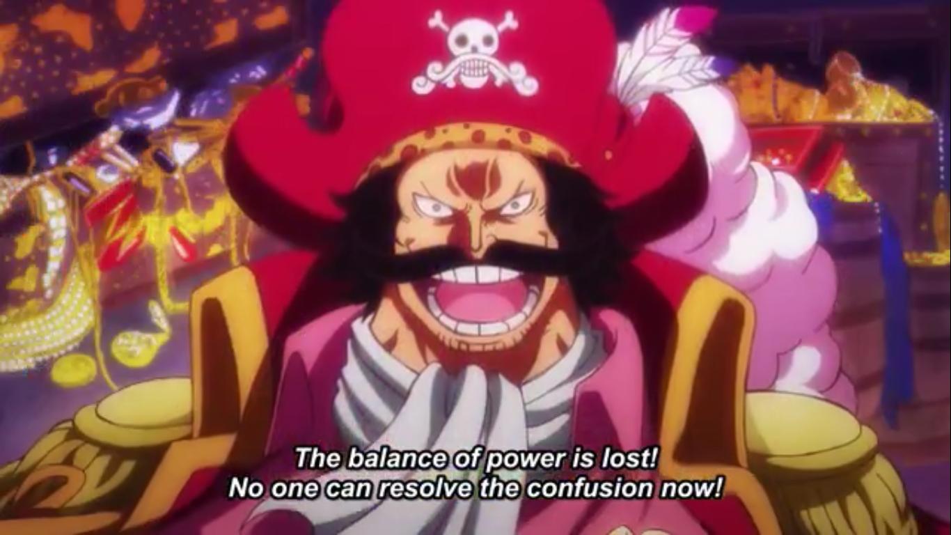 Gol'D Roger Pirate King