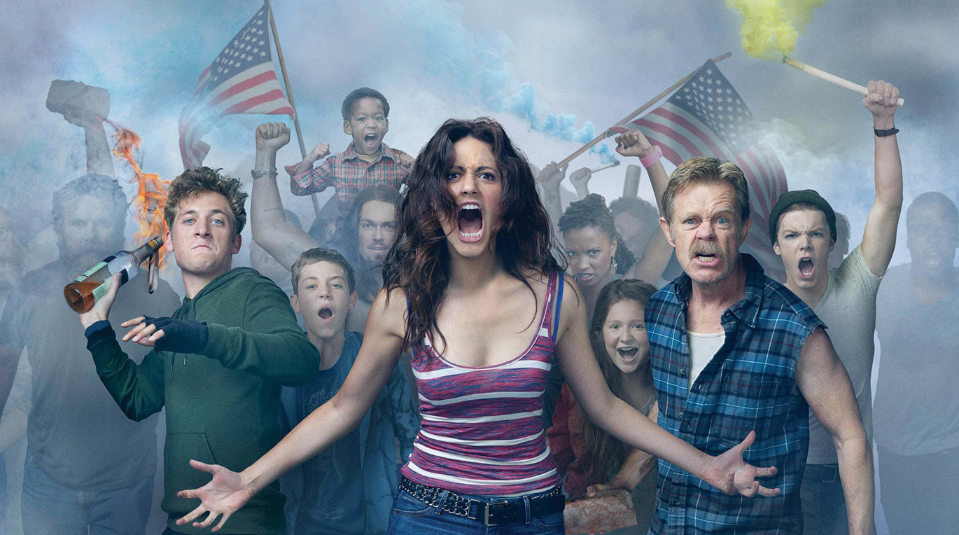Shameless- A perfect blend of comedy and ridiculous drama