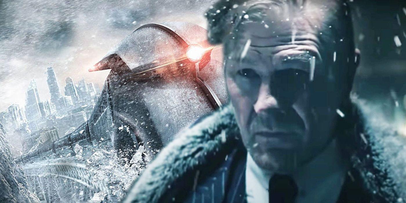 Snowpiercer Season 2 Episode 1 marks the arrival of Mr. Wilford