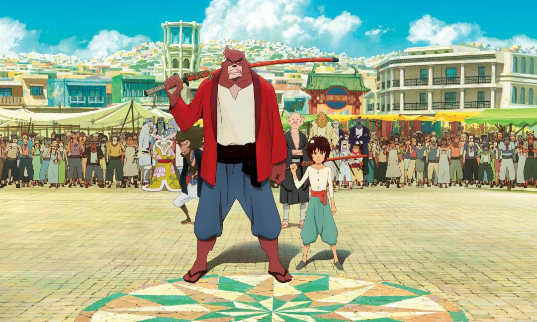 Coming of Age Anime Movie The Boy and the Beast