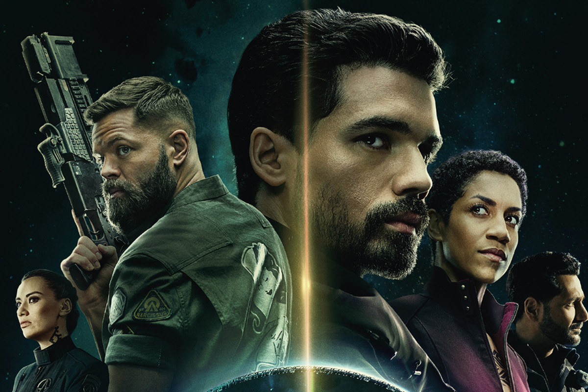 The Expanse transcends science fiction
