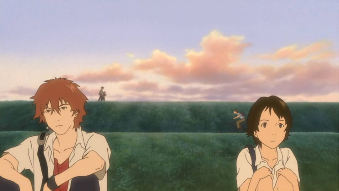 Coming of Age Anime Movie The Girl Who Leapt Through Time