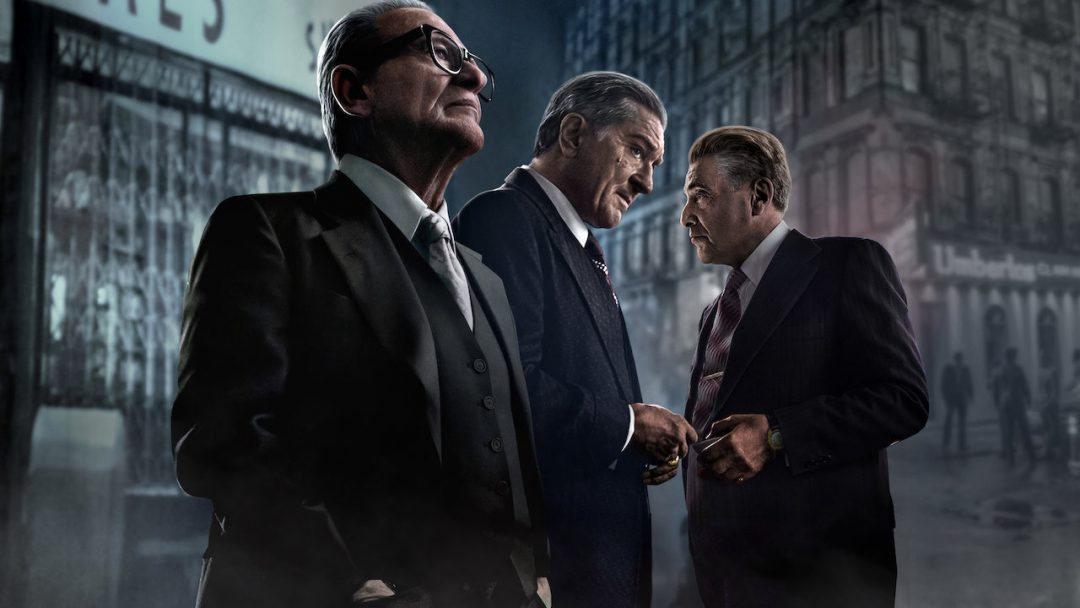 Martin Scorsese Movies The Irishman