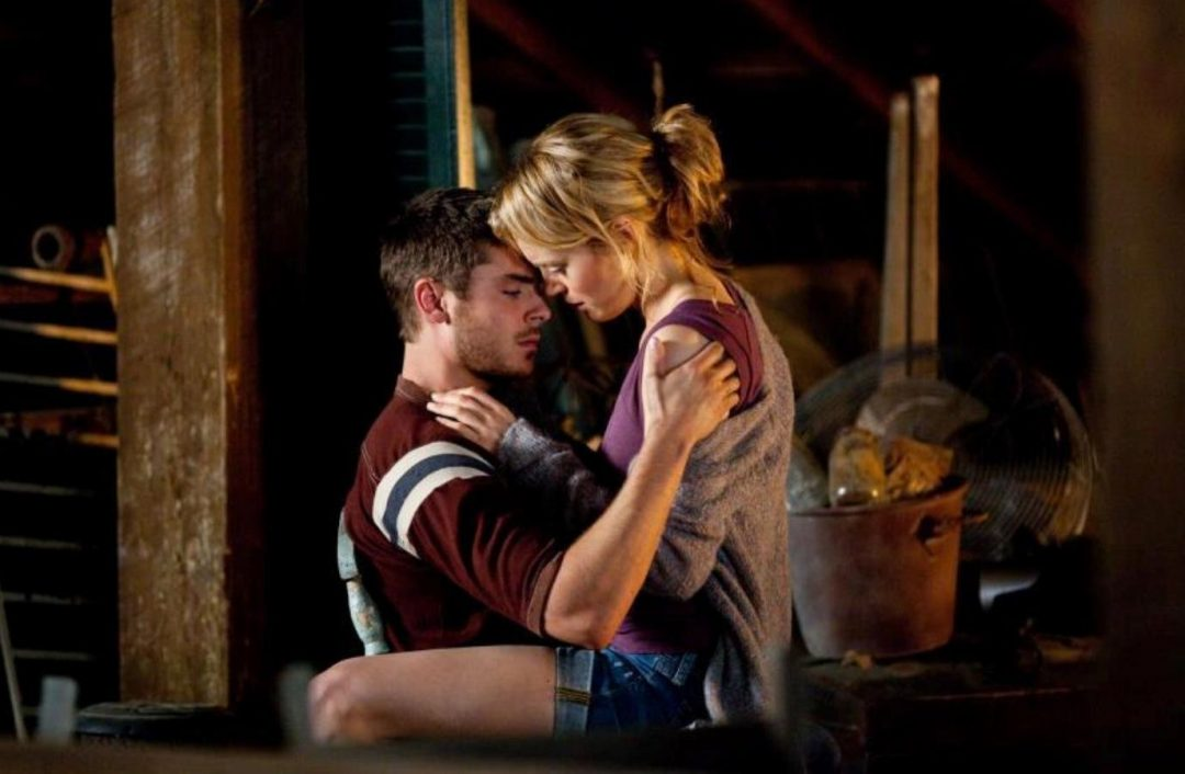 The Lucky One 2012 Movies based on Nicholas Sparks novels