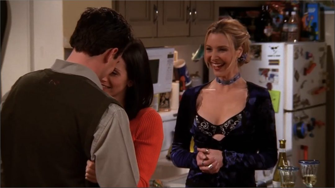 The One Where Everybody Finds Out