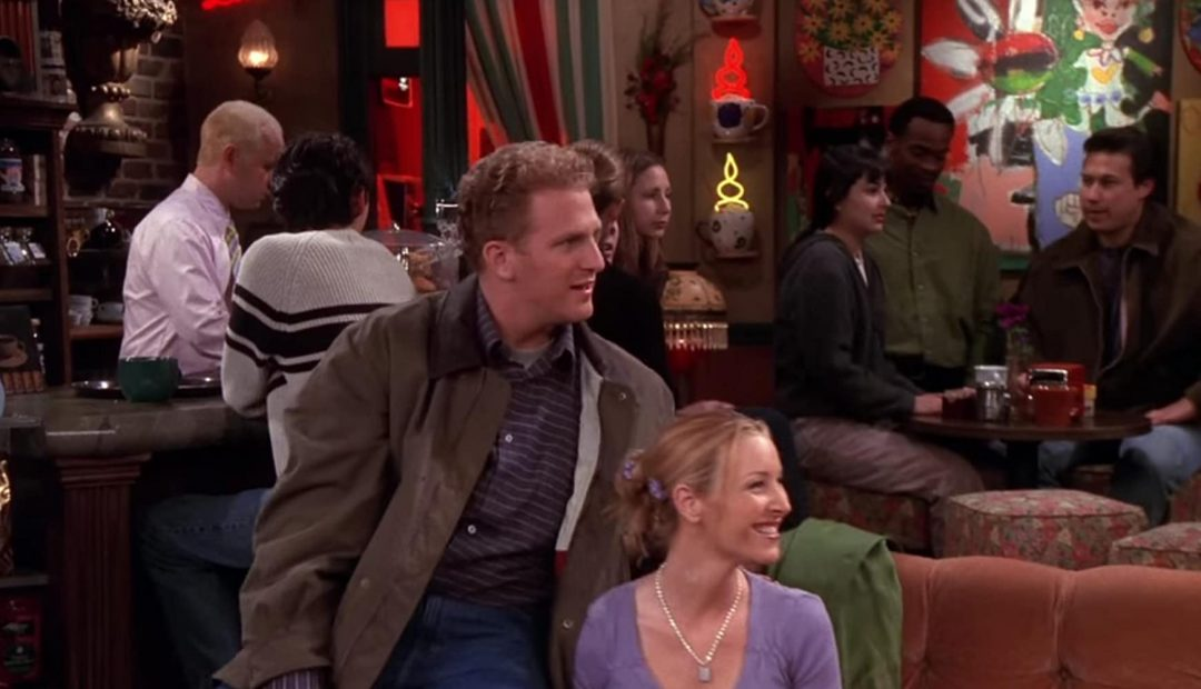 The One With the Ride-Along
