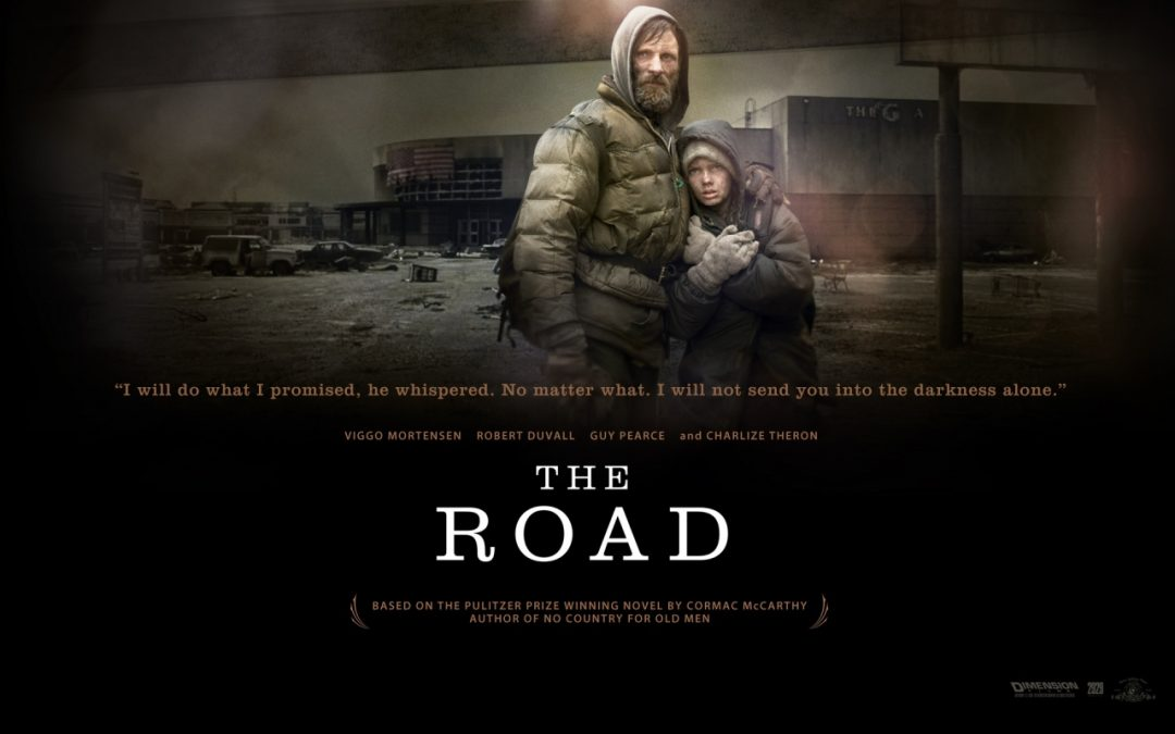 Post-apocalyptic movies The Road 2009