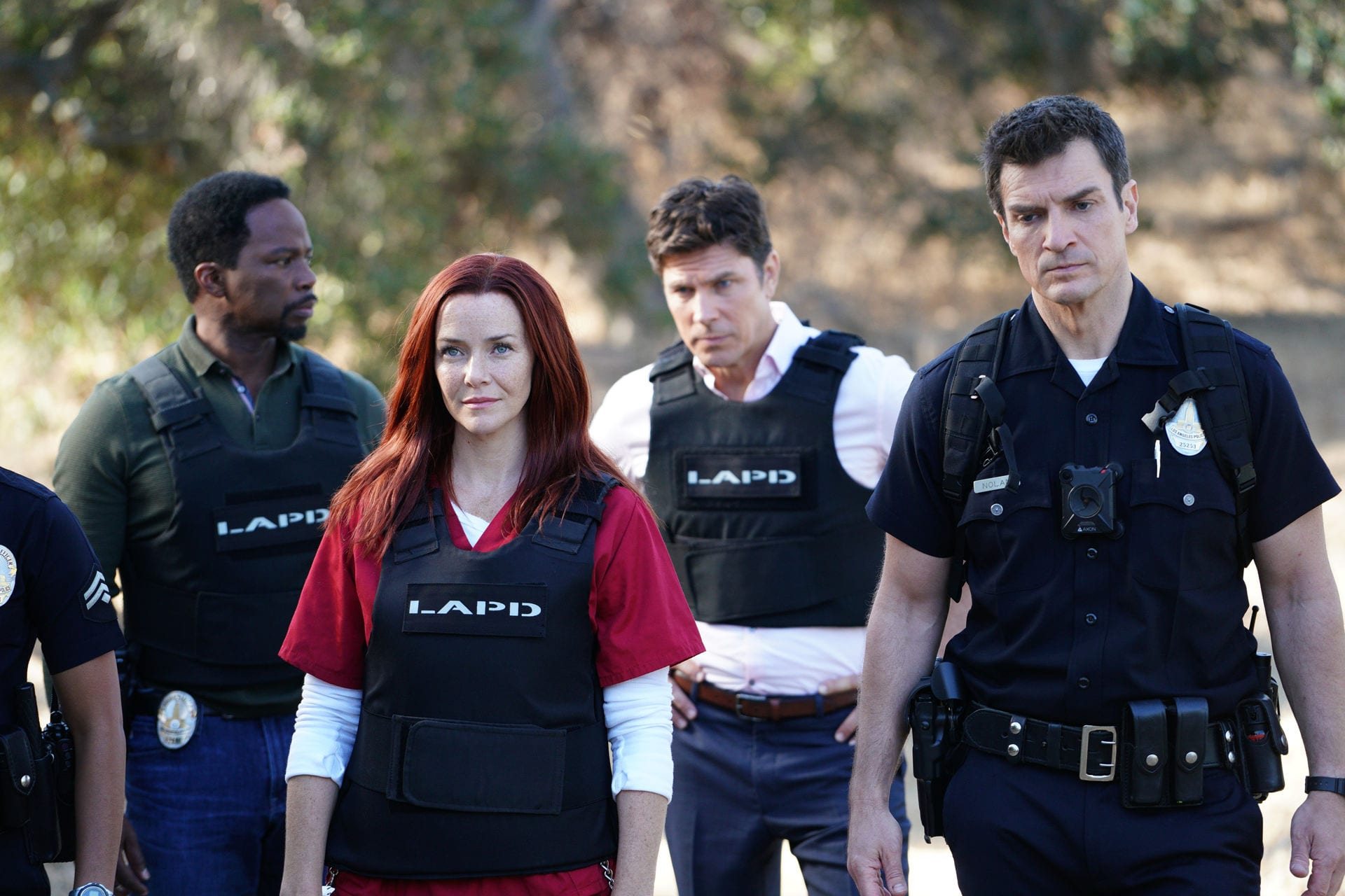 The Rookie Season 3 Episode 2 to hit ABC soon