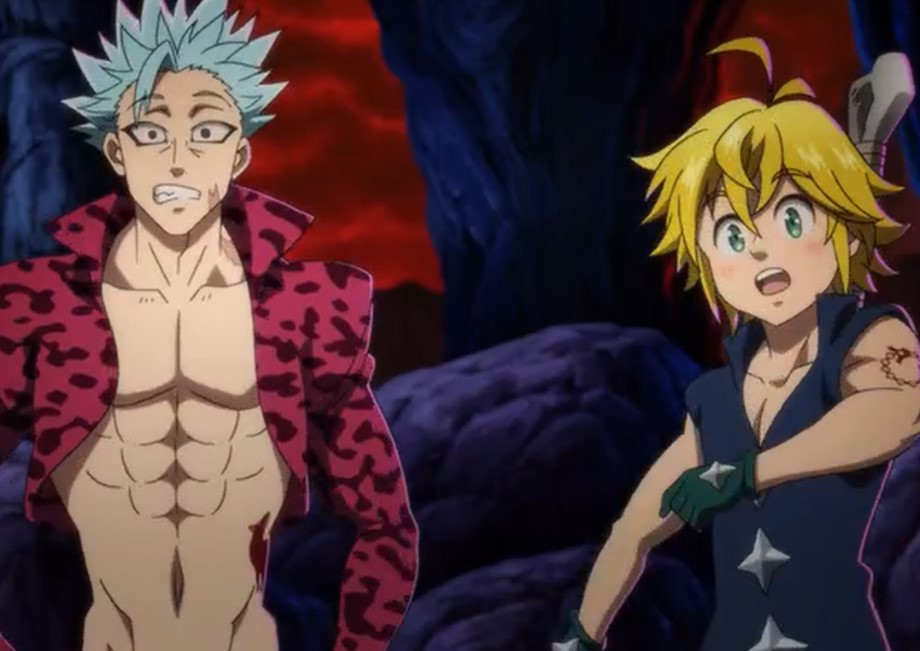 The Seven Deadly Sins Dragon's Judgement
