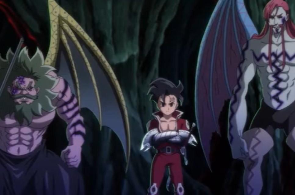 The Seven Deadly Sins Dragon's Judgement Season 4