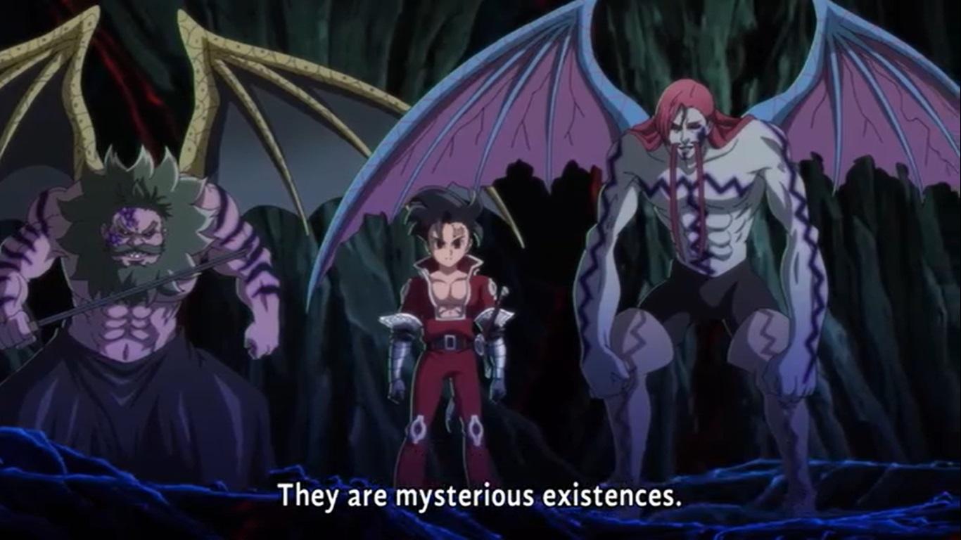 The Seven Deadly Sins Season 4 Episode 2
