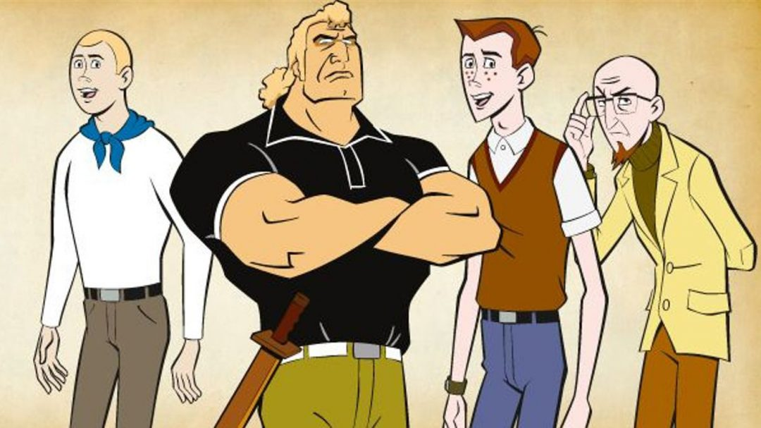 The Venture Bros Series Similar to Rick and Morty