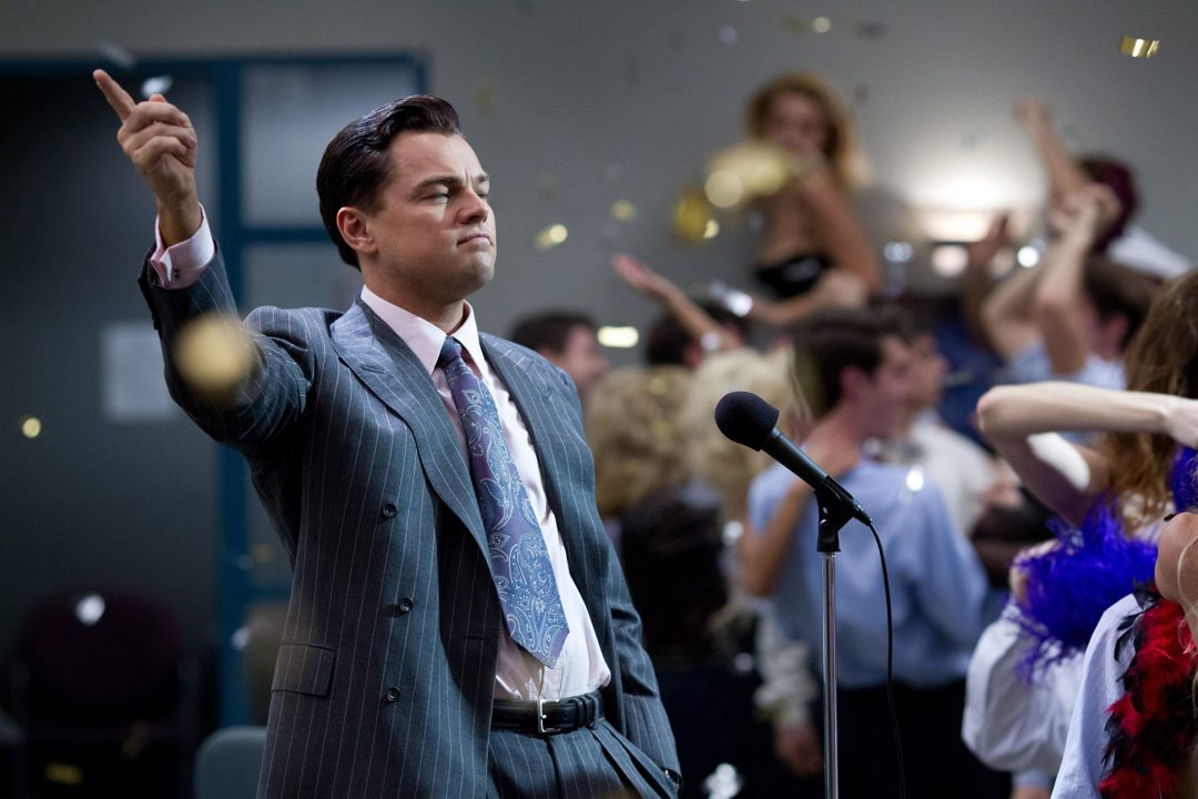 Martin Scorsese Movies The Wolf of Wall Street