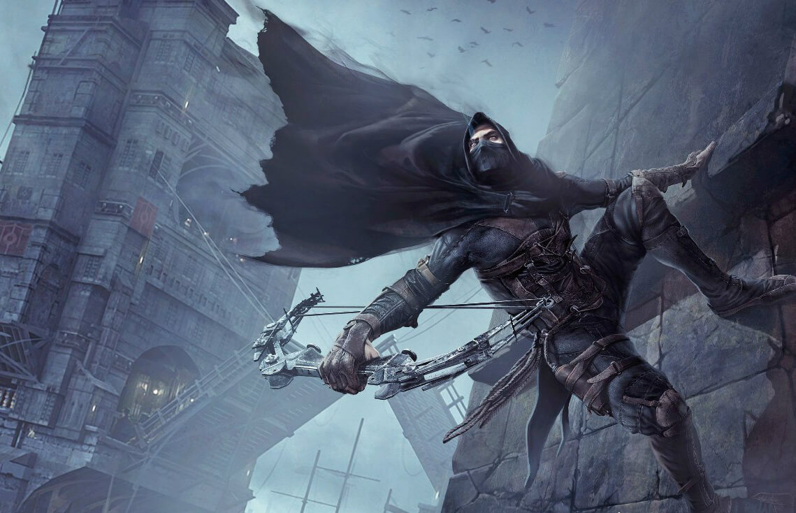 Thief Character Stealth Games