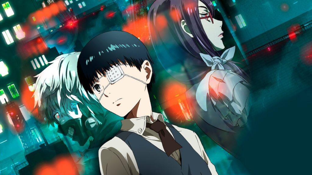 Tokyo Ghoul Anime Like Parasyte