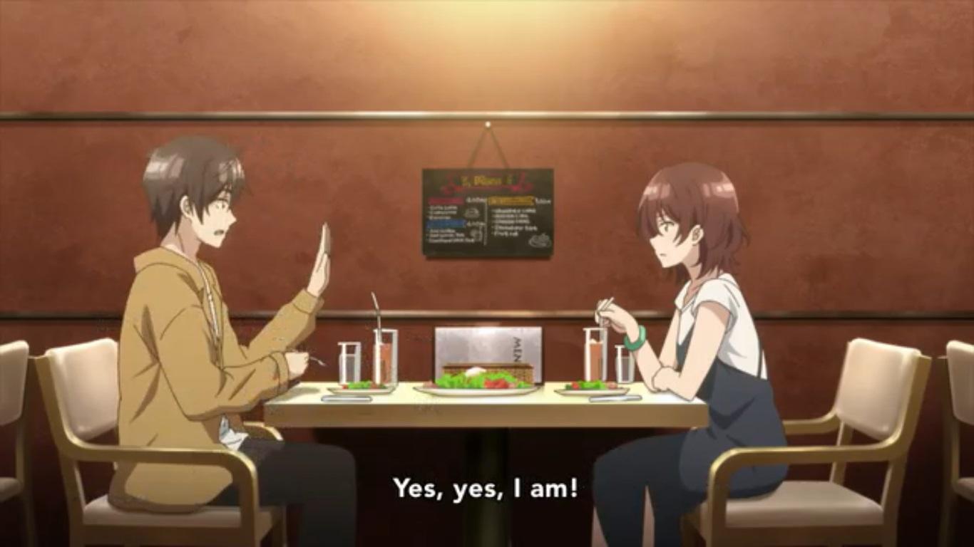 bottom character tomozaki episode 4