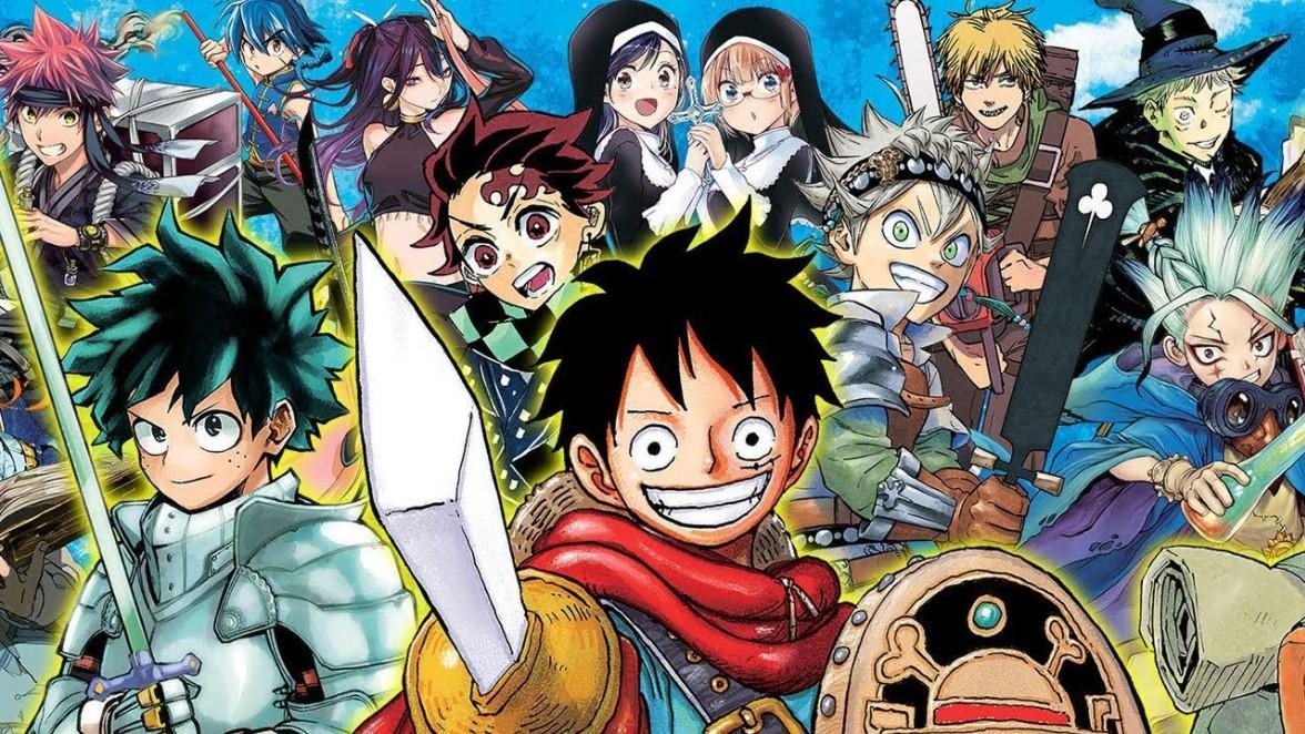 Weekly Manga Release Date