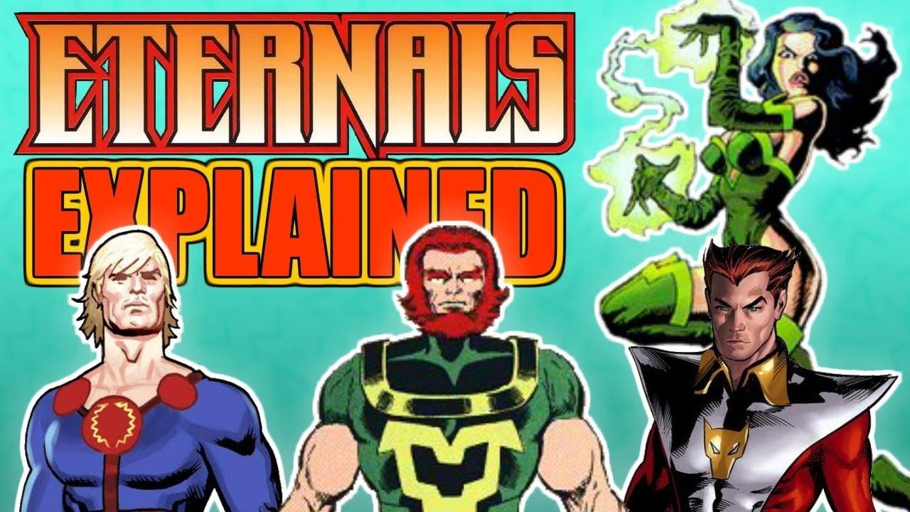 Eternals Explained
