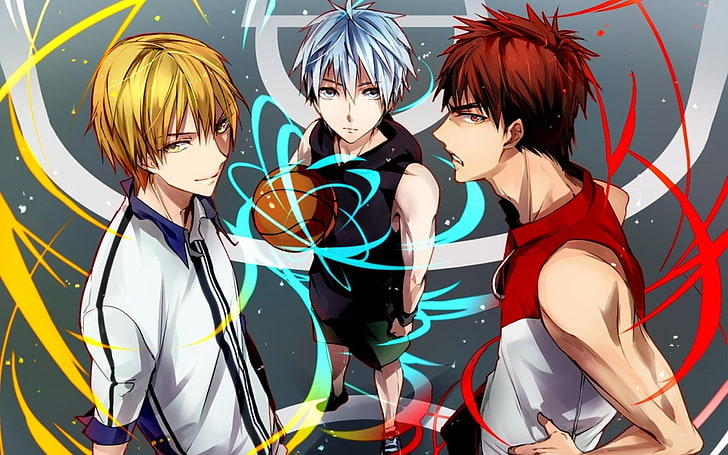 anime-kurokos basketball Featured