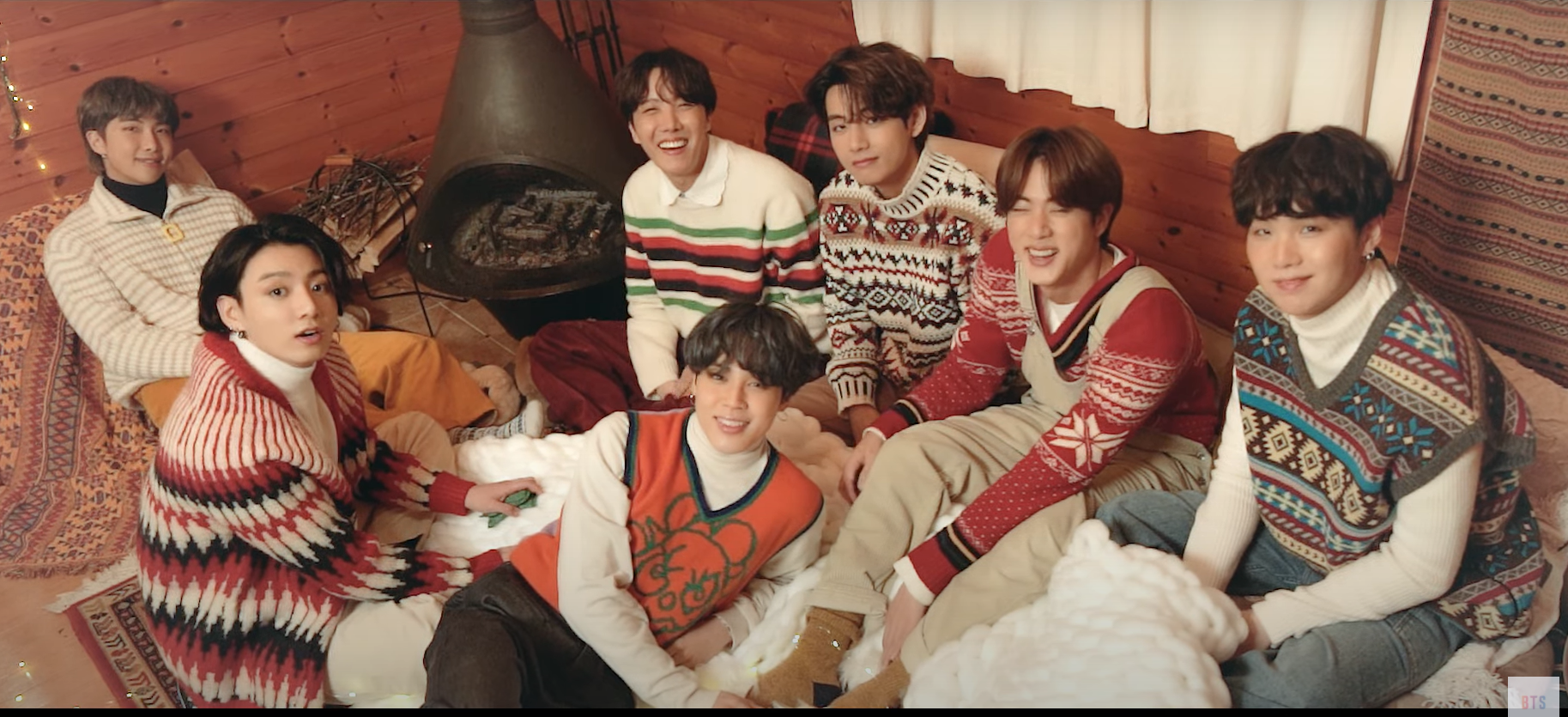 BTS Winter Package 2021