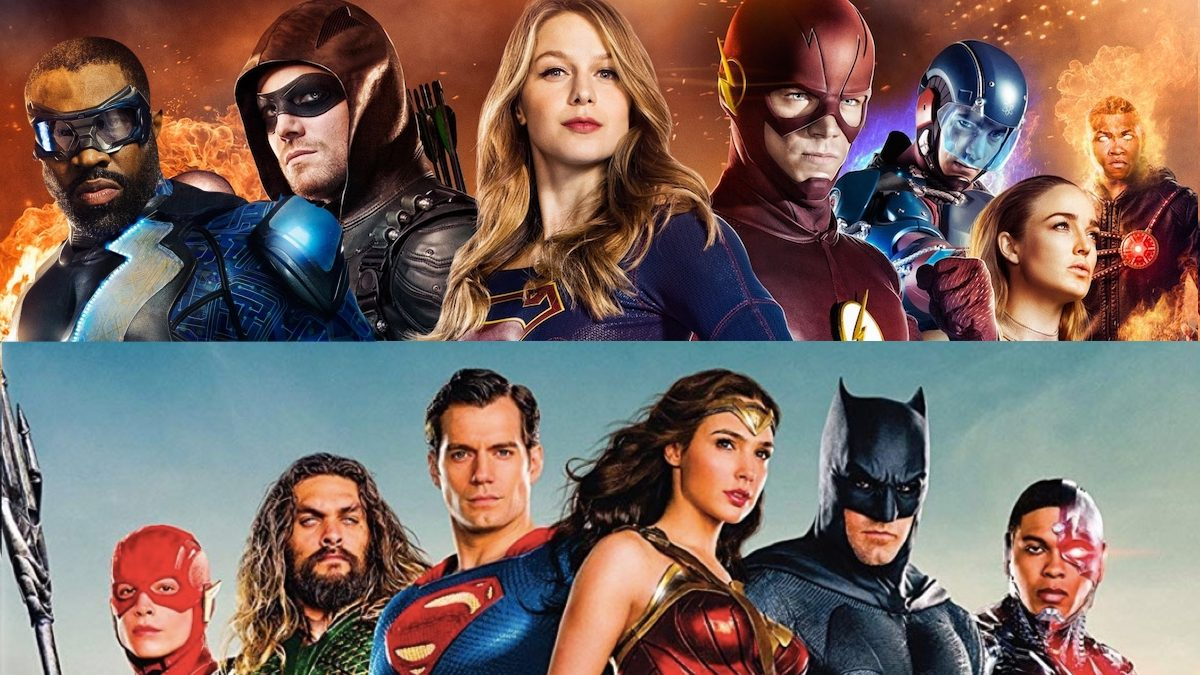 Watch order of DC Movies