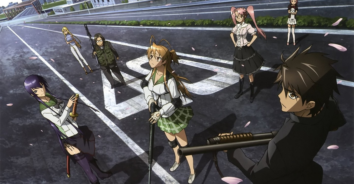 Other Anime Shows To Watch If You Liked Highschool of the Dead