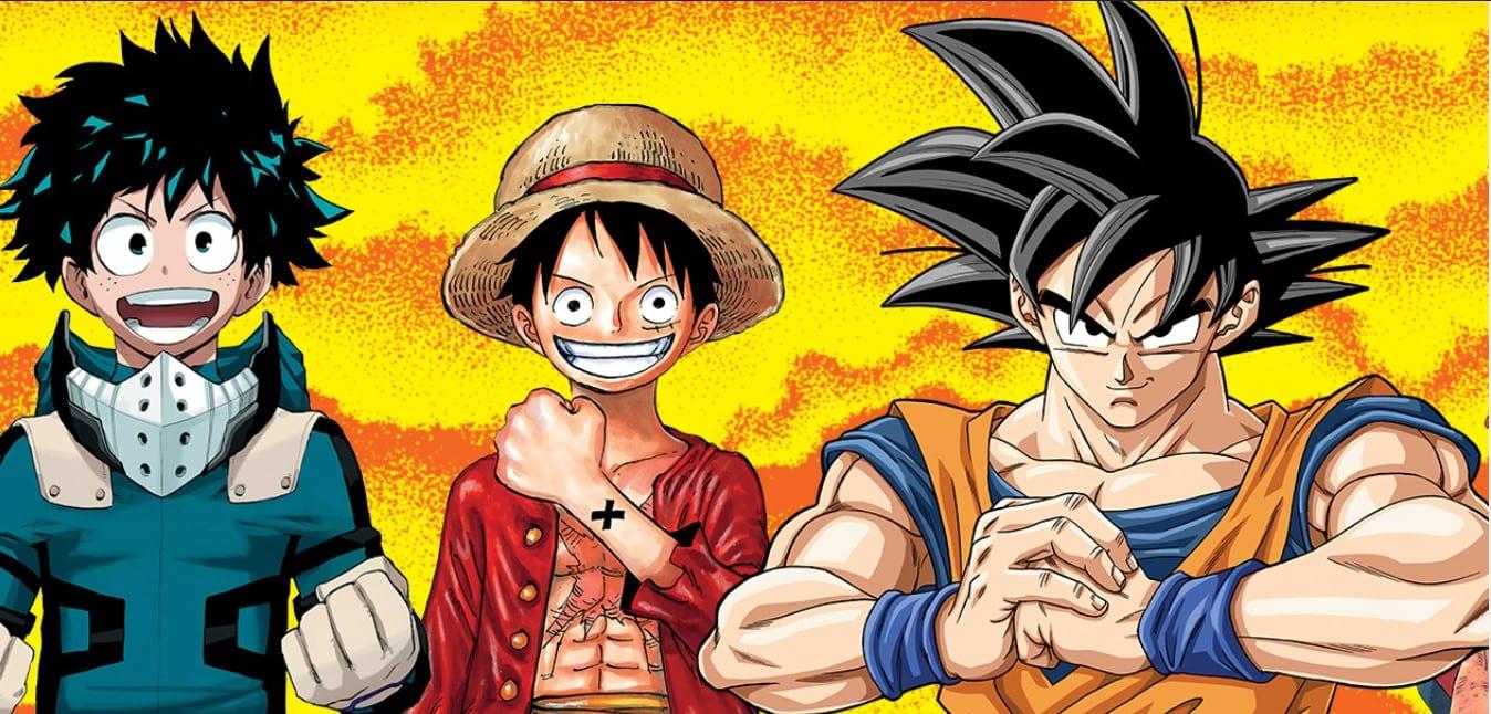 upcoming manga release date