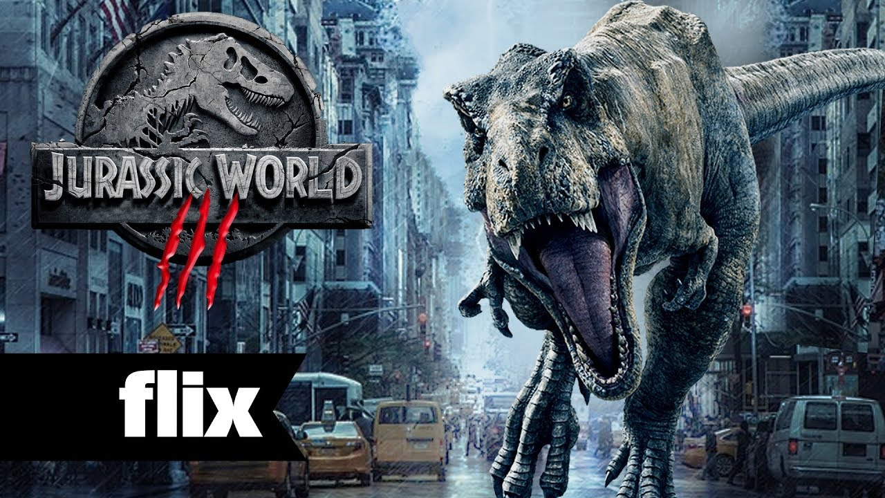 Preview And Release Date: Jurassic World 3