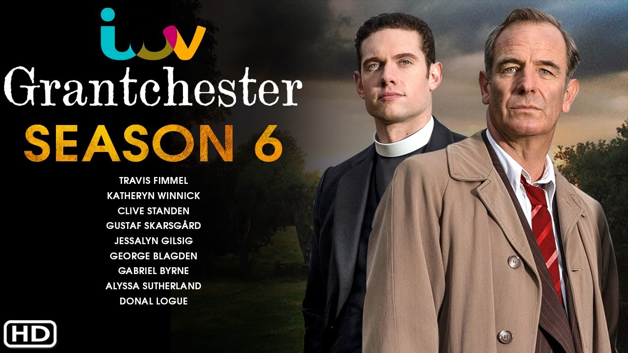 Preview And Renewal Status: Grantchester Season 6