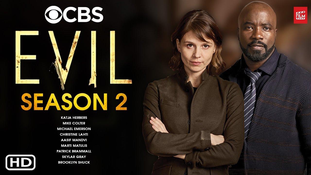 Preview And Renewal Status: Evil Season 2