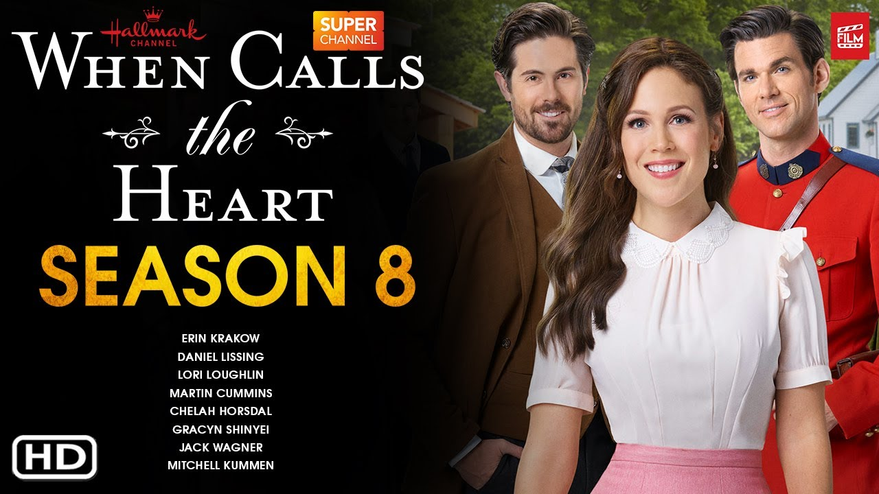 Preview And Release Date: When Calls The Heart Season 8