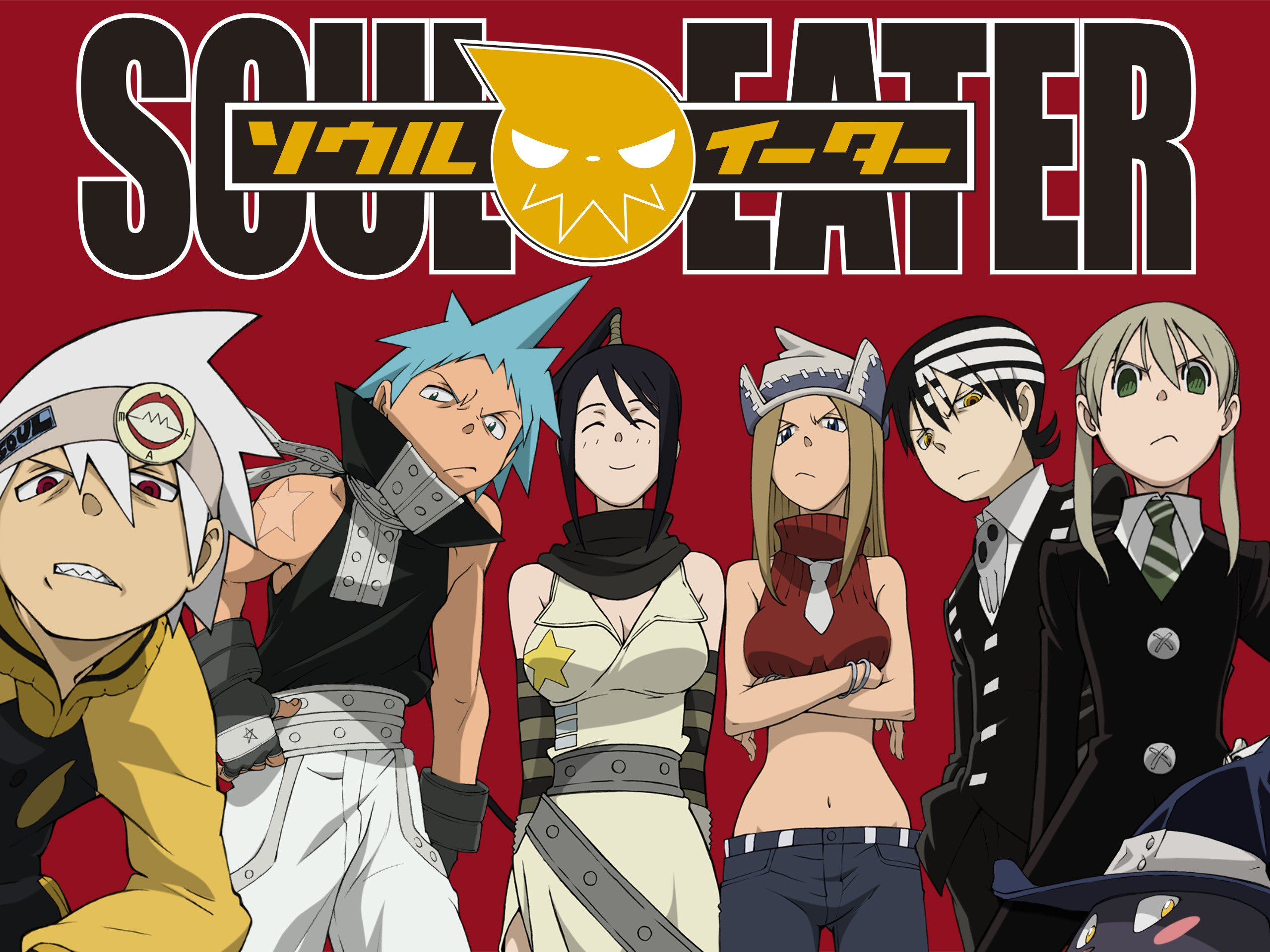 SOUL EATER - Anime Similar to Fairy Tail