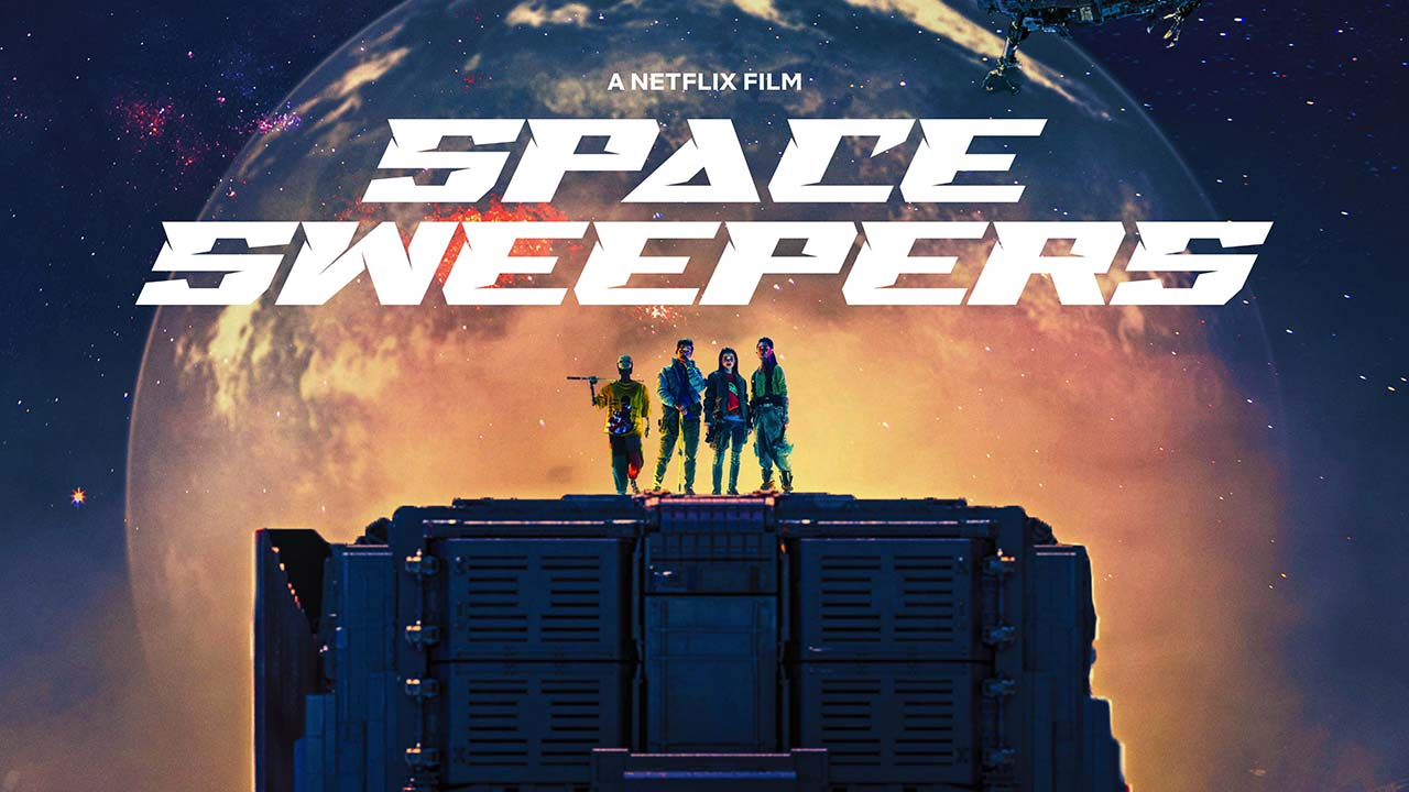 Space Sweepers Netflix release date