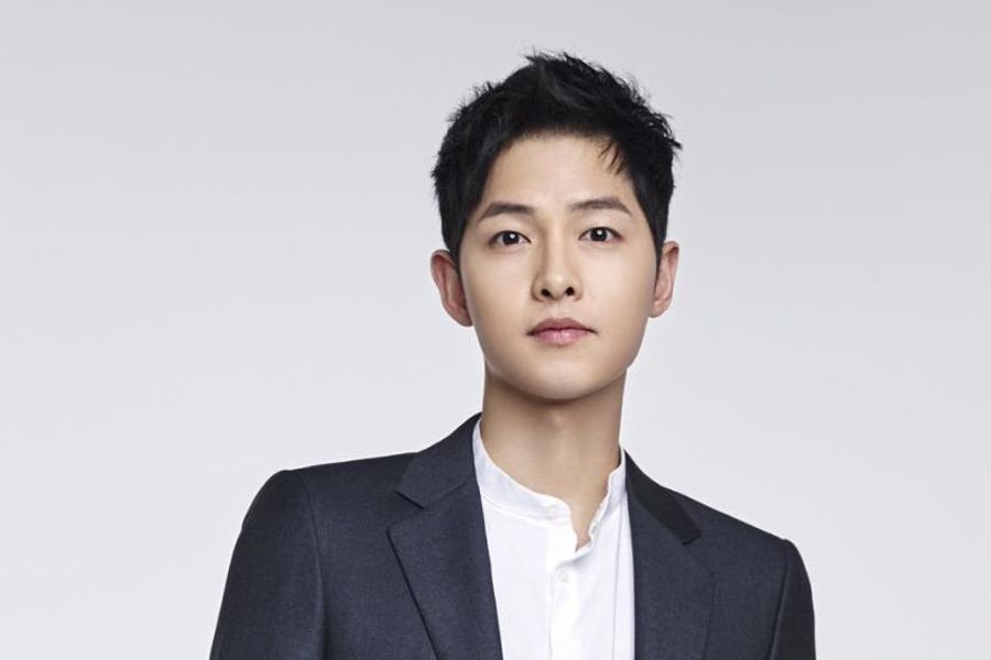 Song Joong Ki in Vincenzo K-drama
