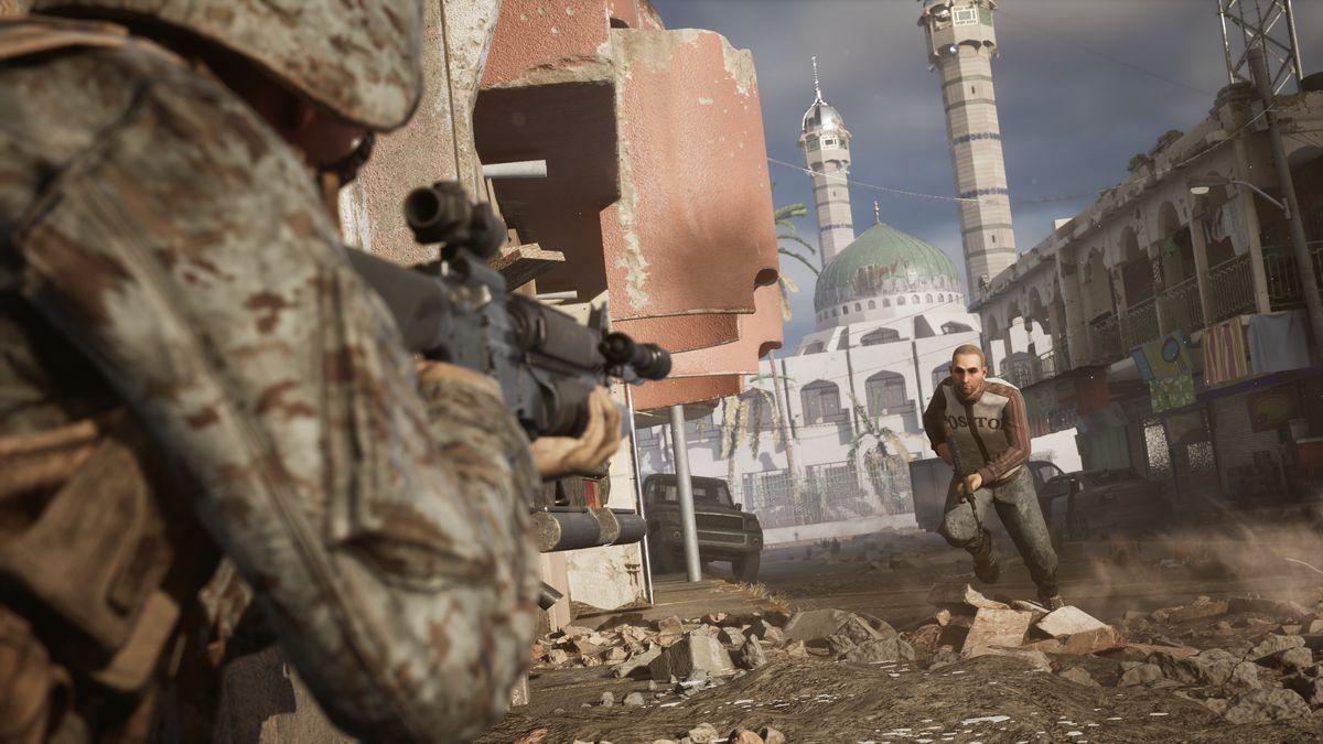 6 Days In Fallujah 4