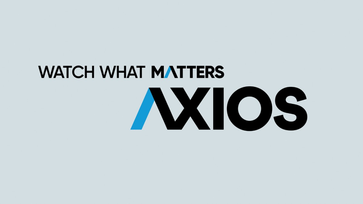 Axios- HBO's most popular talk-show today