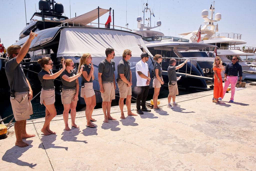 Below Deck Sailing Yacht Season 2 Episode 1 to be released soon