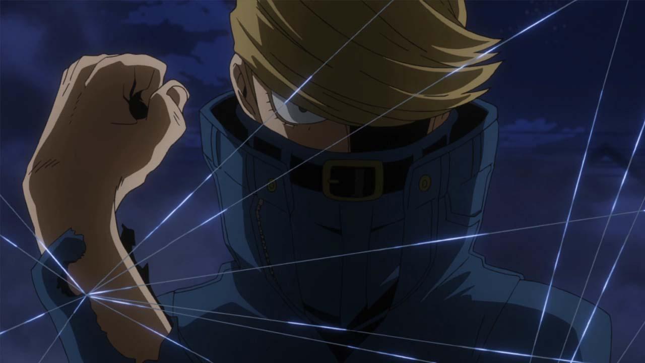 Best Jeanist Strongest My Hero Academia Characters