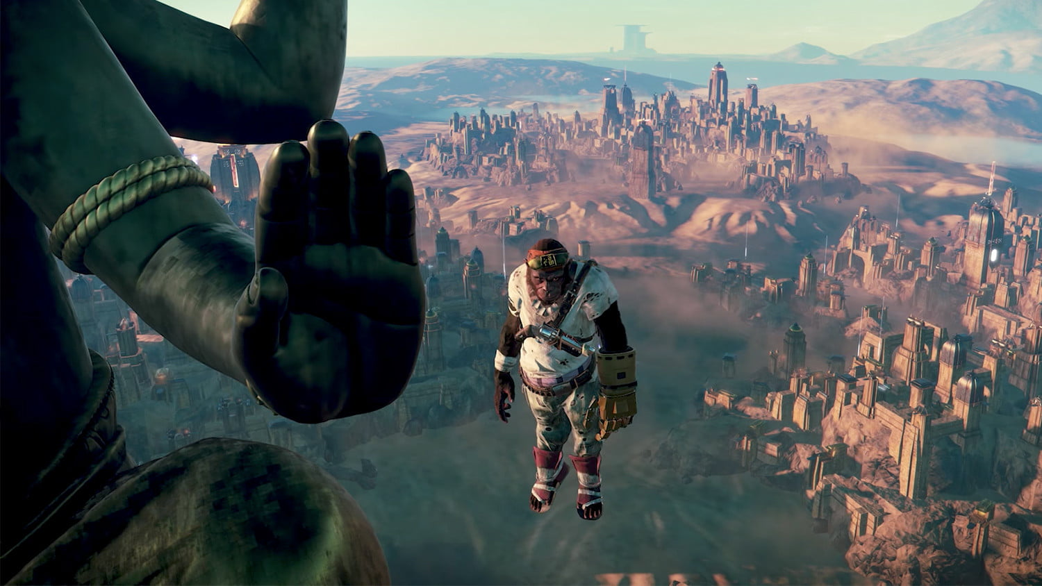 Beyond Good and Evil 2 delayed again