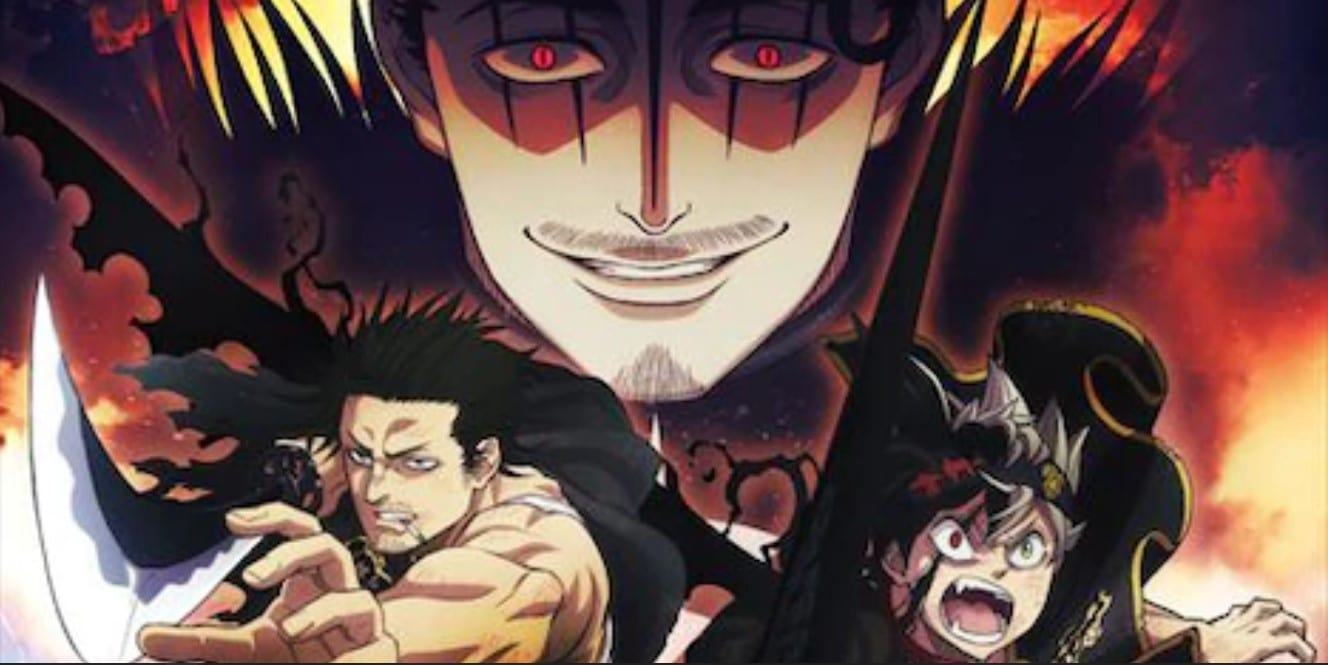 Black Clover Anime Ends