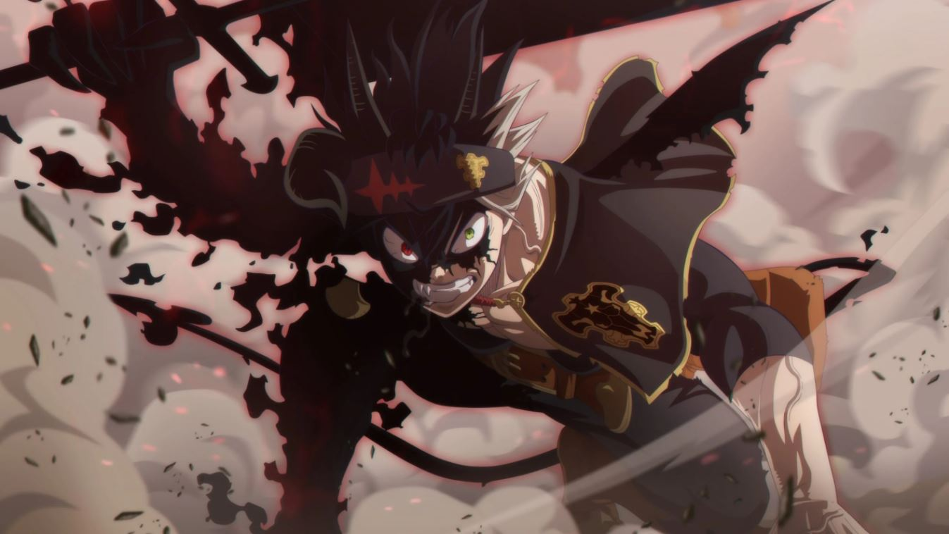 Is Black Clover available to watch on Netflix?